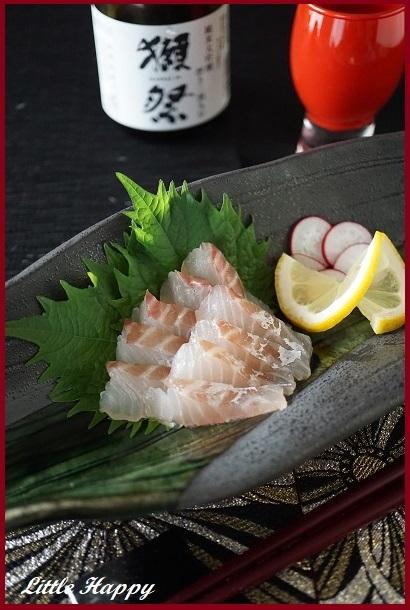 白身魚の昆布締め(レシピ)_d0269651_13064833.jpg