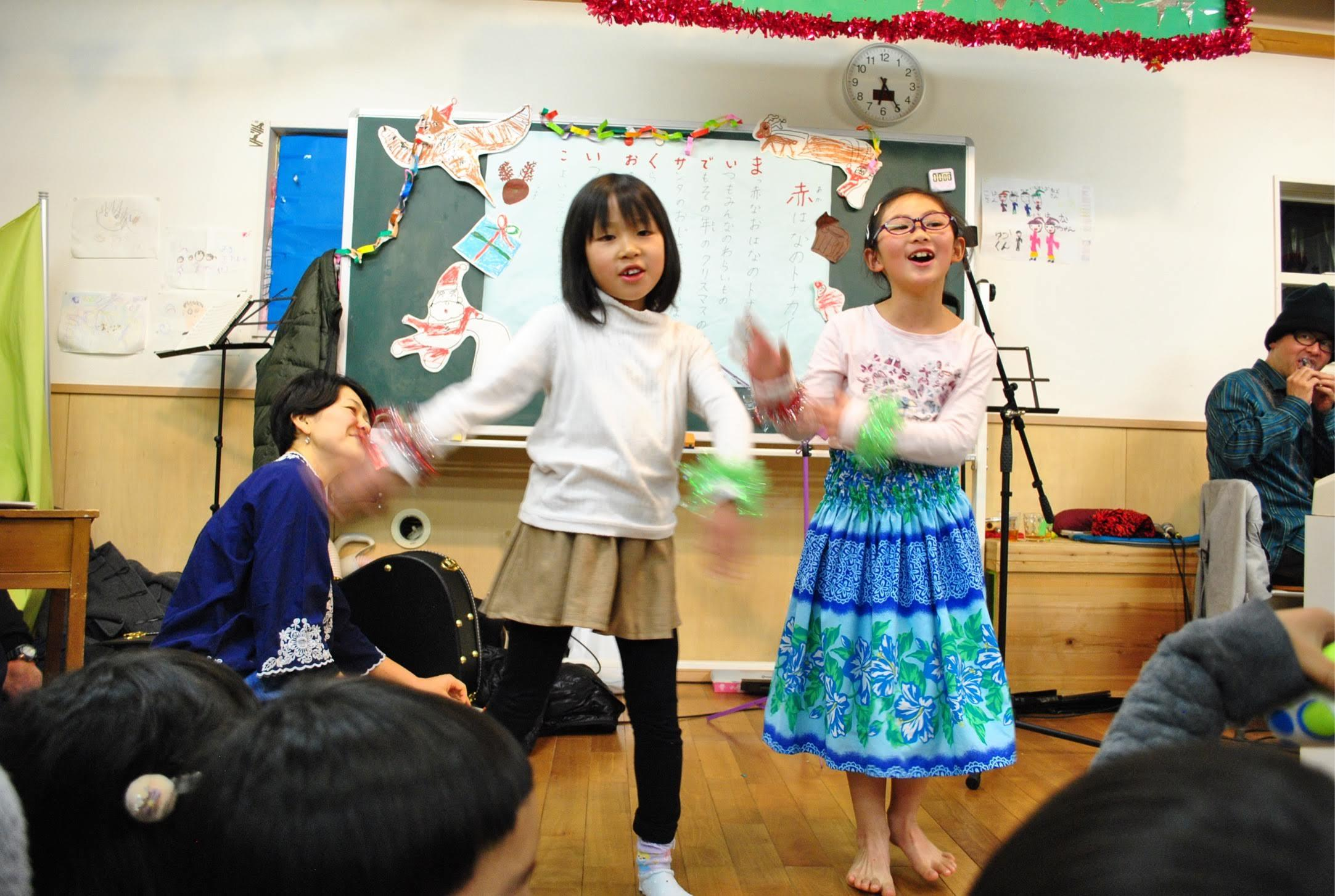 パル教室クリスマスパーティーレポートその③_a0239665_09420344.jpg