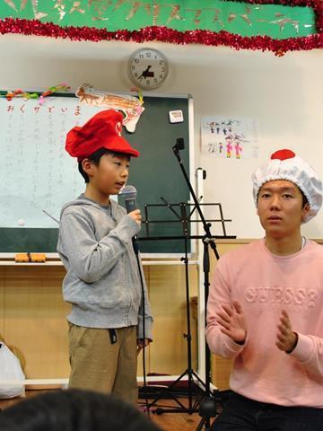 パル教室クリスマスパーティーレポートその③_a0239665_13292434.jpg