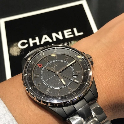 CHANEL WATCH Fair 開催中_b0327972_14141323.jpg