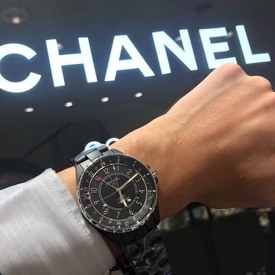 CHANEL WATCH Fair 開催中_b0327972_14141362.jpg