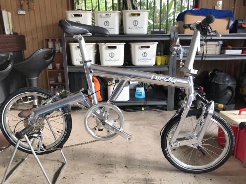 バーディー【ガラスコーティング】折り畳み自転車_d0351087_08361213.jpg