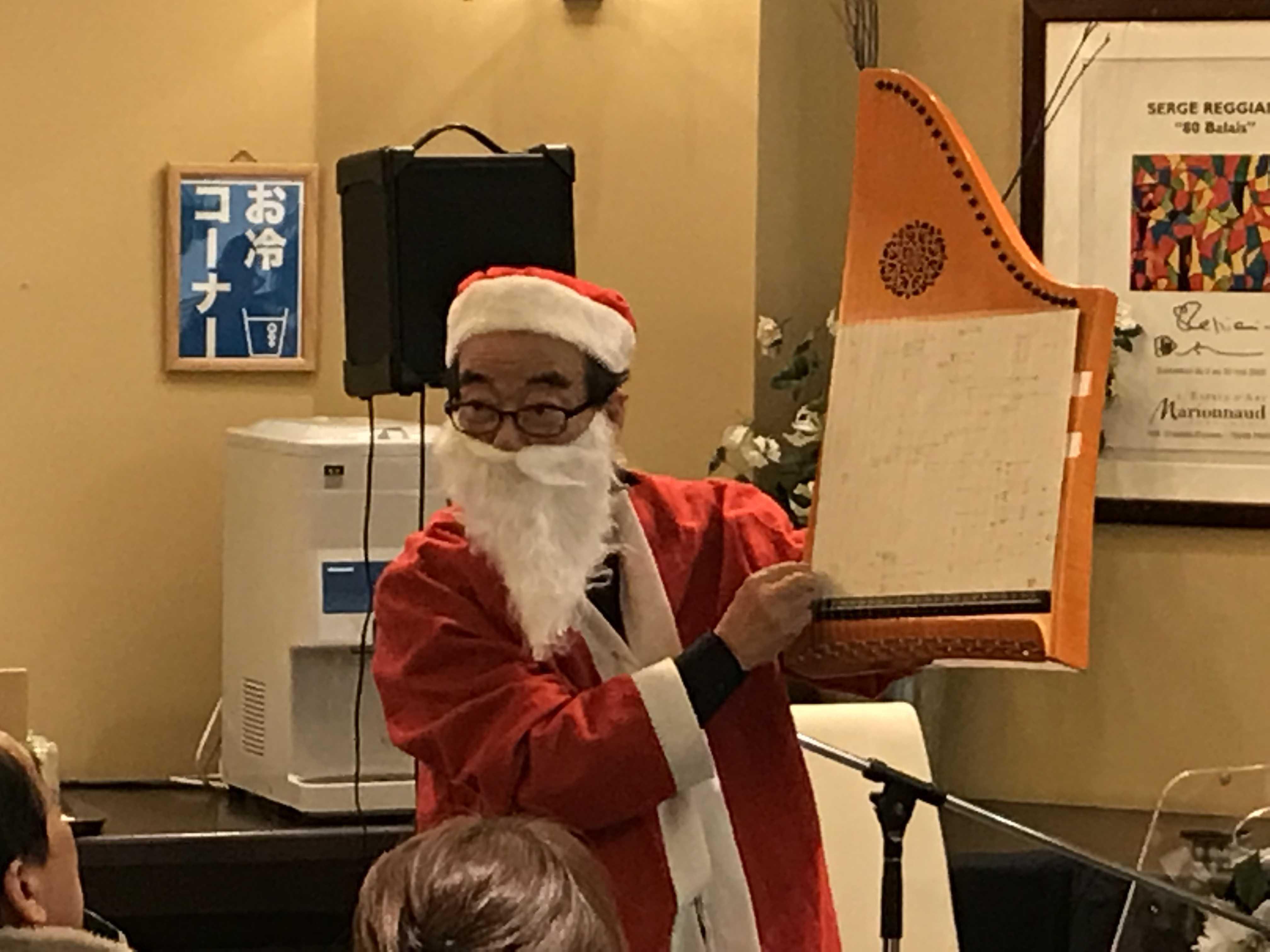 クリスマス&冬にちなんだ名曲を、ヘルマンハープが奏でる癒しの音色でお届けします。_f0228188_13150466.jpg