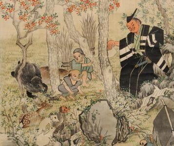 へそまがり日本美術 禅画からヘタウマまで @府中美術館 予告_b0044404_20113606.jpg