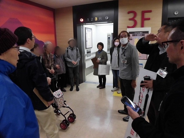 買い物困難地区・駿河台から(社福)芙蓉会さんの全面協力で「買い物送迎バス」の試行送迎がスタート_f0141310_08065994.jpg