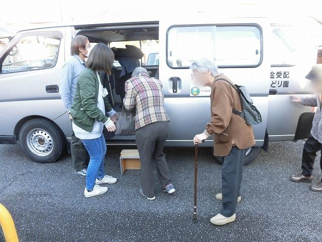 買い物困難地区・駿河台から(社福)芙蓉会さんの全面協力で「買い物送迎バス」の試行送迎がスタート_f0141310_08071108.jpg