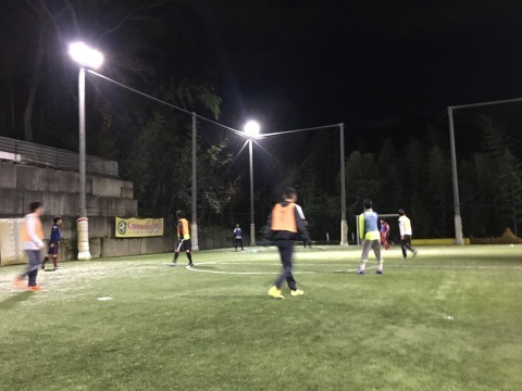 UNO 12/18(火) at UNOフットボールファーム_a0059812_17394258.jpg