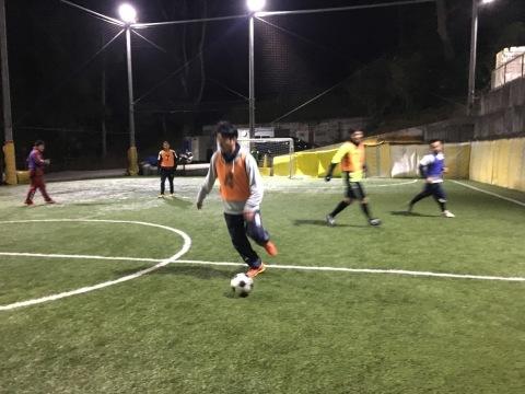 UNO 12/18(火) at UNOフットボールファーム_a0059812_17395287.jpg