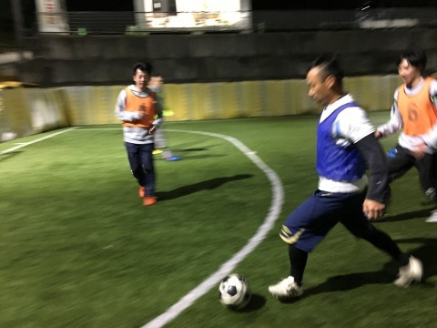 UNO 12/18(火) at UNOフットボールファーム_a0059812_17400071.jpg
