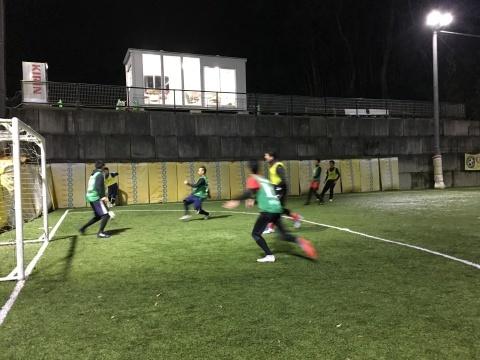 UNO 12/19(水) at UNOフットボールファーム_a0059812_17530647.jpg