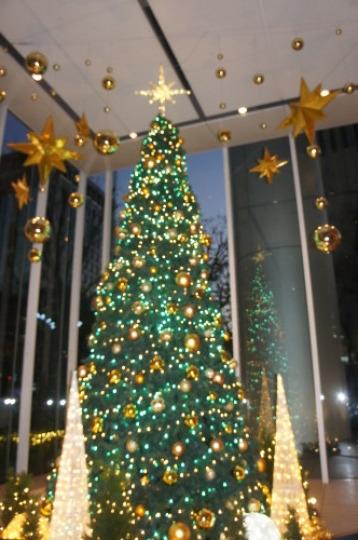 【銀座でクリスマス】_f0215714_16242986.jpg