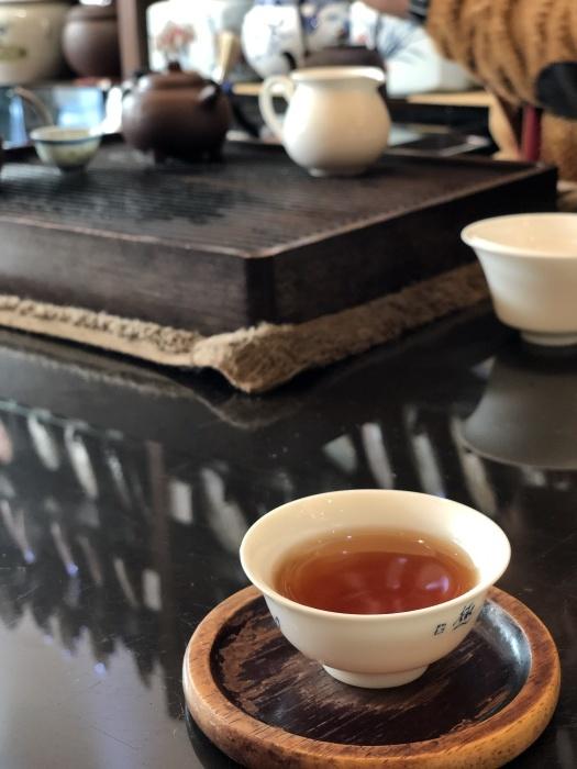 また香港お茶巡りの旅no.1@尖沙咀新星茶荘_a0169924_19522731.jpeg
