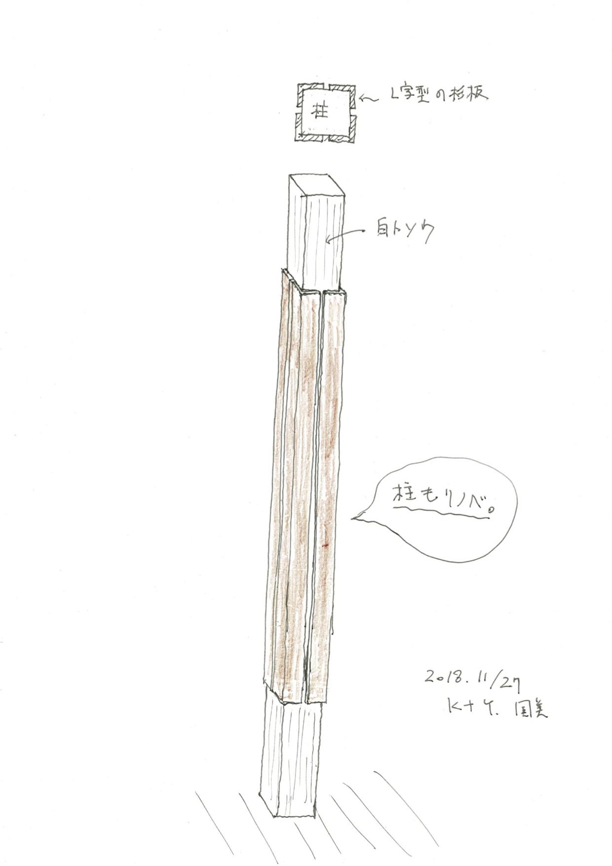 柱もリノベ_c0004024_16380517.jpg