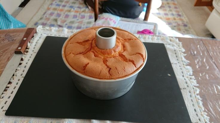 米粉のバニラシフォン_a0113430_07381240.jpg