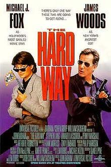 ハード・ウェイ  The Hard Way_e0040938_15201423.jpg