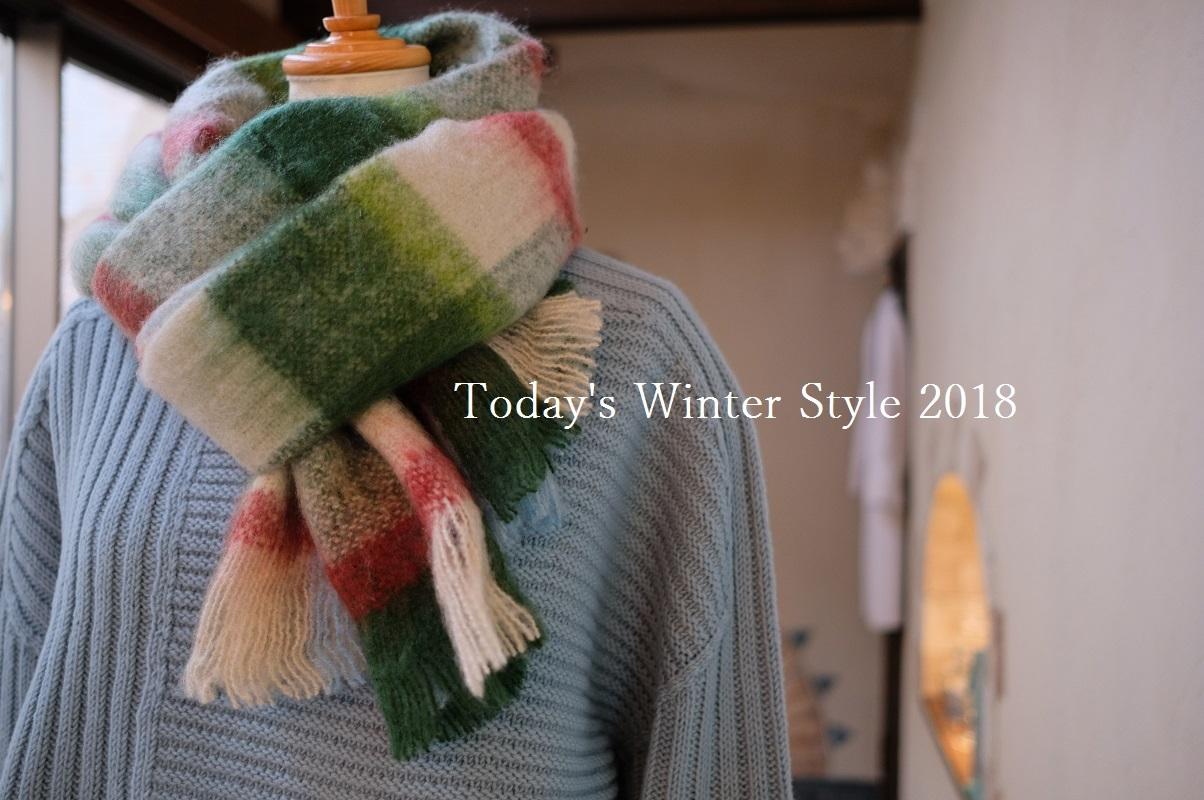 """Today\'s Winter Style 2018...12/20thu\""_d0153941_15295603.jpg"