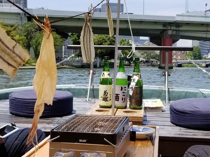 1年の船出に、本当に船に乗る。正月の御舟かもめ!_a0137142_13214624.jpg