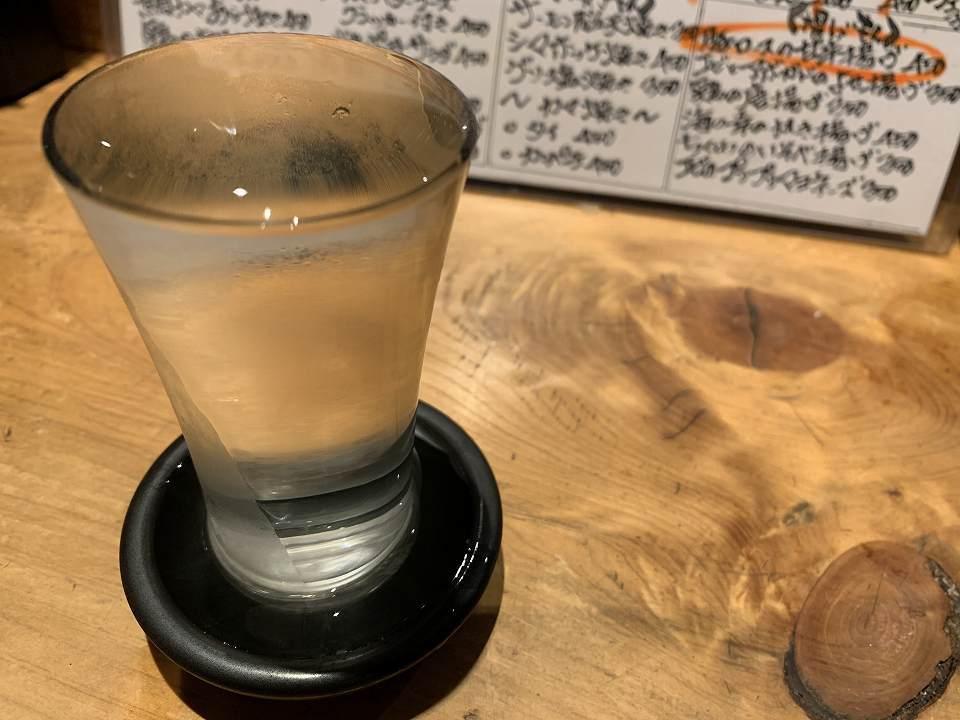 難波の居酒屋「魚屋ひでぞう 立ち呑み店」_e0173645_08250399.jpg