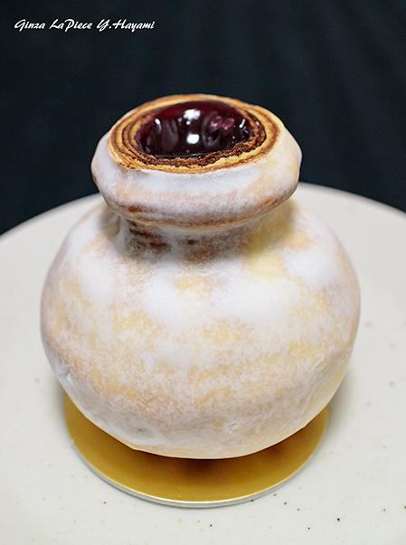 ウチメシグルメ 洋菓子ヴィヨン バウムクーヘン_b0133053_01302333.jpg