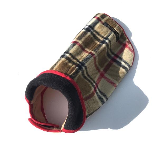 ILKARE Dog Jacket PLAID イルカレ ドッグジャケット プラッド_d0217958_1232853.jpg