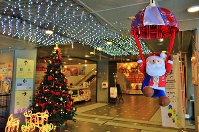 観光館のクリスマス装飾2018_d0131668_14213099.jpg