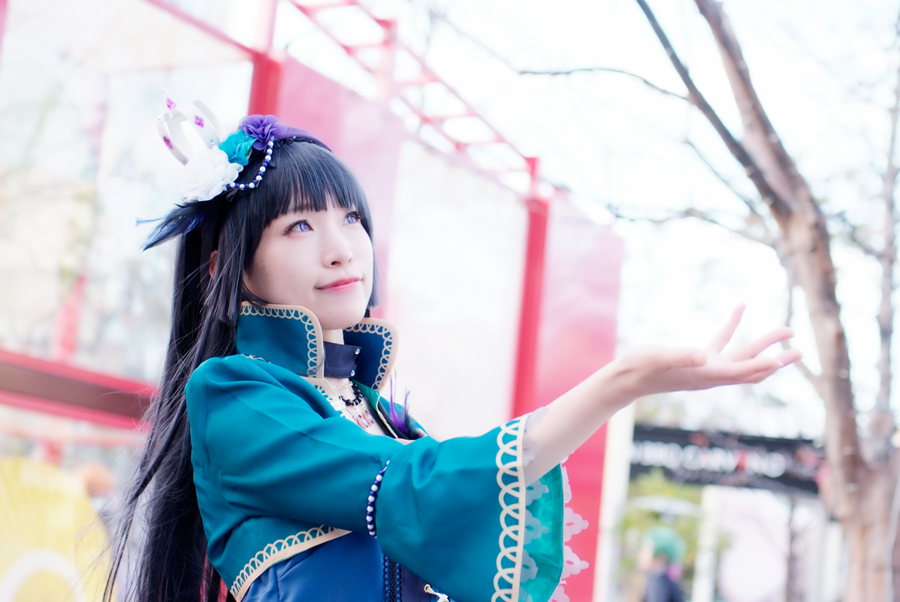 白金燐子/風葉さん_c0119094_23134972.jpg