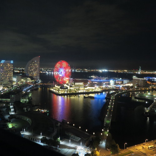 横浜みなとみらいの感動夜景・7_c0075701_19541838.jpg