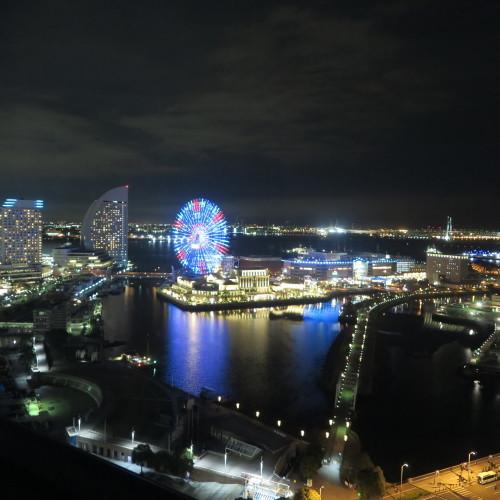 横浜みなとみらいの感動夜景・7_c0075701_19542231.jpg