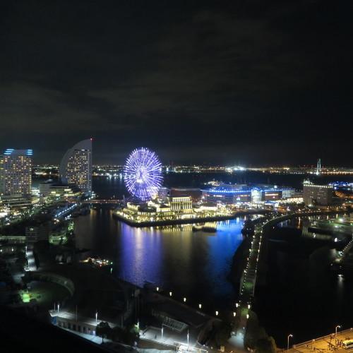 横浜みなとみらいの感動夜景・7_c0075701_19543239.jpg