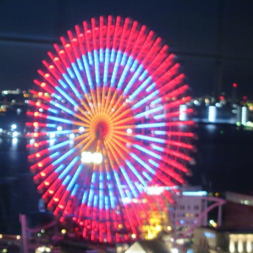横浜みなとみらいの感動夜景・7_c0075701_19543704.jpg