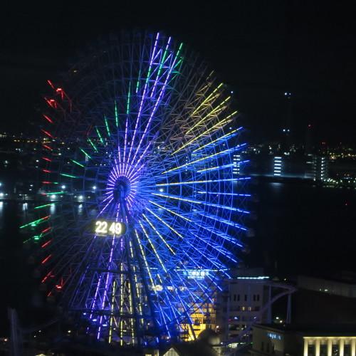 横浜みなとみらいの感動夜景・7_c0075701_19544188.jpg