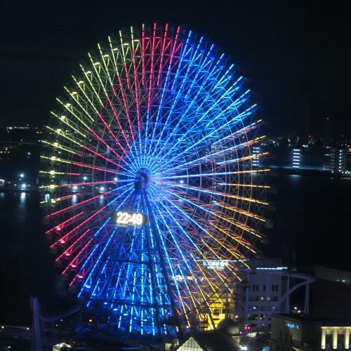 横浜みなとみらいの感動夜景・7_c0075701_19545052.jpg