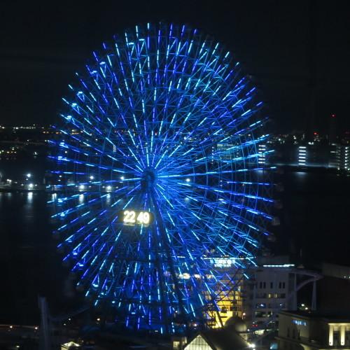 横浜みなとみらいの感動夜景・7_c0075701_19545844.jpg
