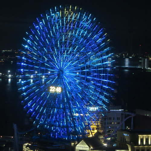 横浜みなとみらいの感動夜景・7_c0075701_19550279.jpg