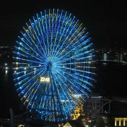 横浜みなとみらいの感動夜景・7_c0075701_19550557.jpg