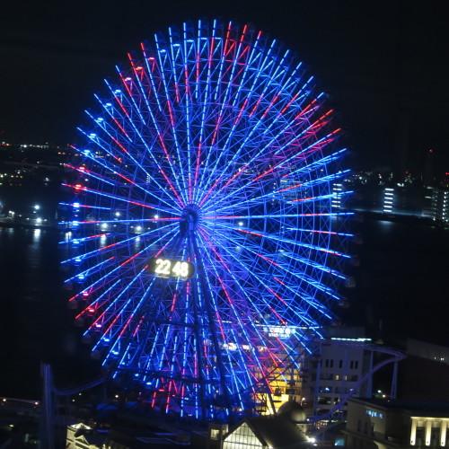 横浜みなとみらいの感動夜景・7_c0075701_19551319.jpg