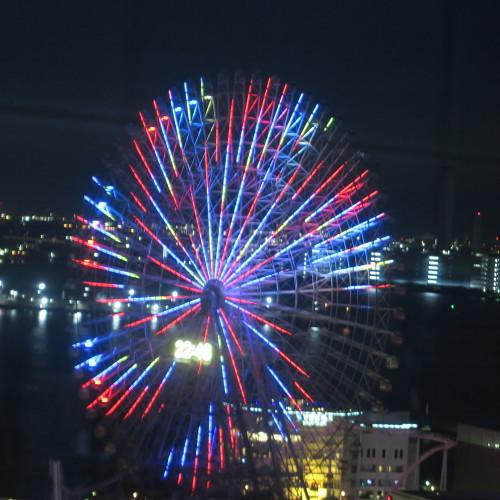 横浜みなとみらいの感動夜景・7_c0075701_19552490.jpg