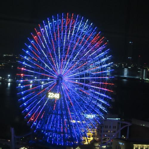 横浜みなとみらいの感動夜景・7_c0075701_19553998.jpg