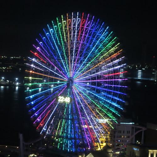 横浜みなとみらいの感動夜景・7_c0075701_19554481.jpg