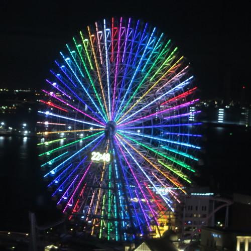 横浜みなとみらいの感動夜景・7_c0075701_19560051.jpg