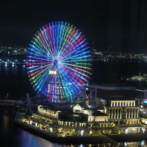 横浜みなとみらいの感動夜景・8_c0075701_20053932.jpg
