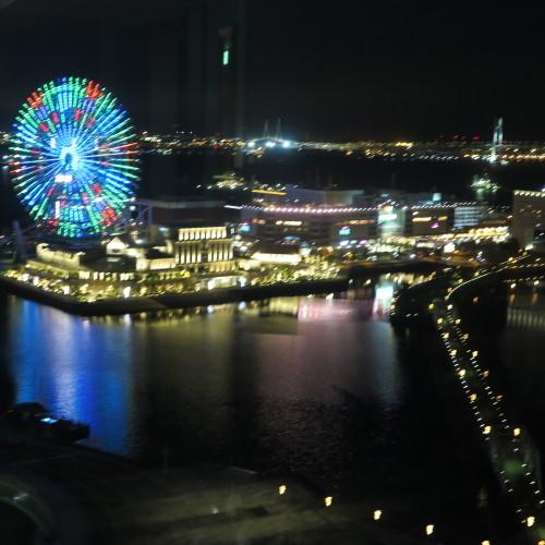 横浜みなとみらいの感動夜景・8_c0075701_20054603.jpg