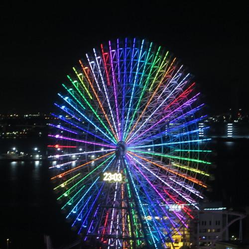 横浜みなとみらいの感動夜景・8_c0075701_20060736.jpg