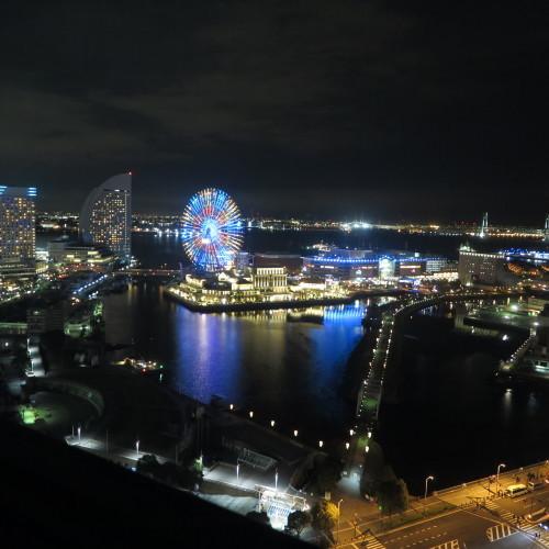 横浜みなとみらいの感動夜景・8_c0075701_20062774.jpg