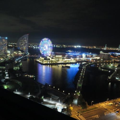 横浜みなとみらいの感動夜景・8_c0075701_20063869.jpg