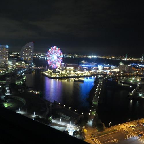 横浜みなとみらいの感動夜景・8_c0075701_20064944.jpg