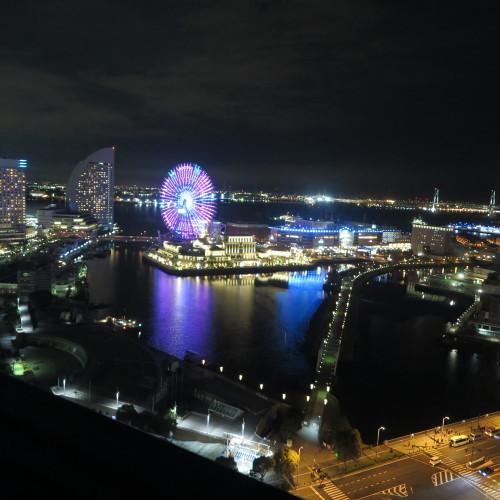 横浜みなとみらいの感動夜景・8_c0075701_20065289.jpg