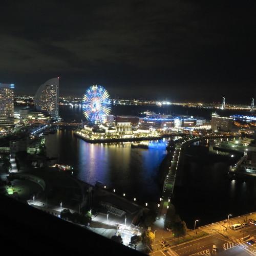 横浜みなとみらいの感動夜景・8_c0075701_20065737.jpg