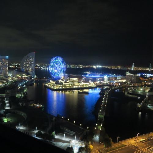 横浜みなとみらいの感動夜景・8_c0075701_20071250.jpg