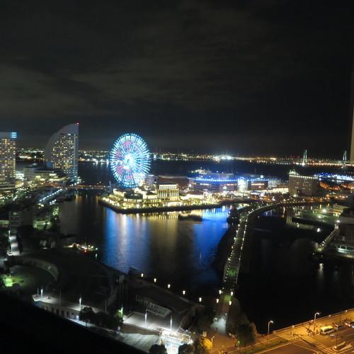 横浜みなとみらいの感動夜景・8_c0075701_20071761.jpg